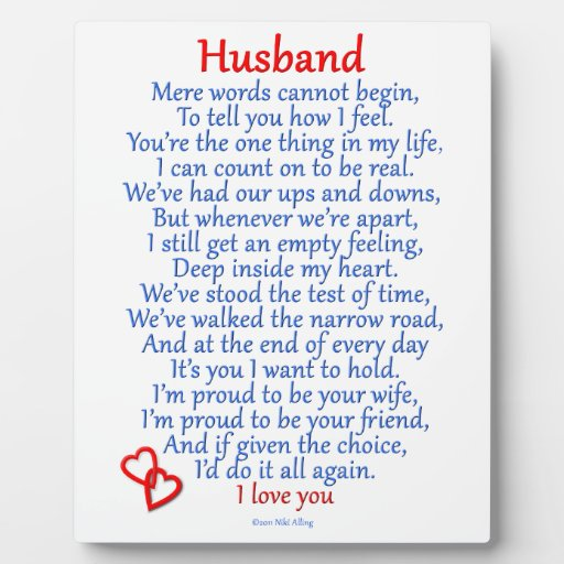 I Love You Quotes For Husband