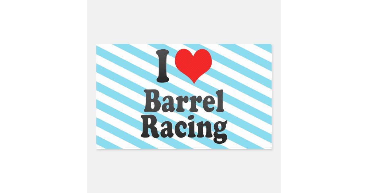 barrel racing decal - photo #36