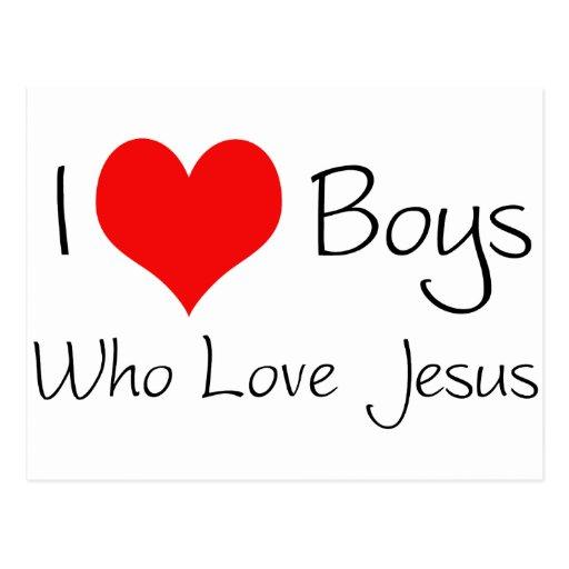 i love boys who love jesus - photo #4