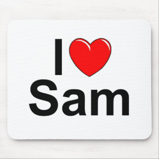 Pics For > I Love Sam Logo