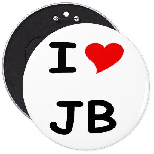 Love Jb Logo I l...J Logo Love