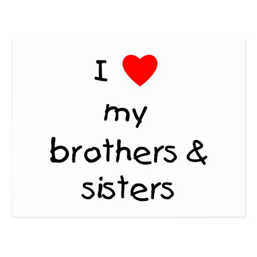I love you sister quotes from brother-1065