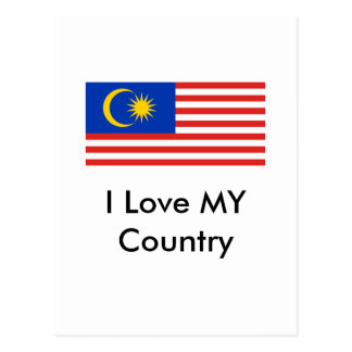 How to show love to our country malaysia