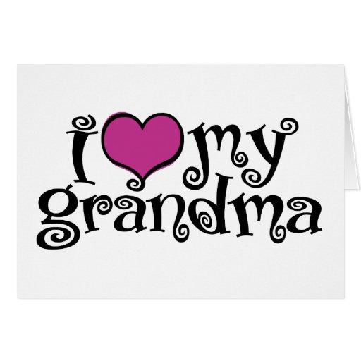 My grandma's love