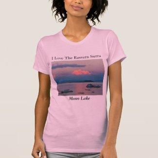 I Love The Eastern Sierra Mono Lake T-Shirt