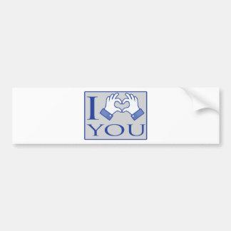 I Love Facebook Stickers | Zazzle