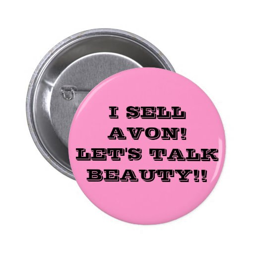 Who Is Button Beauty: I SELL AVON! LET'S TALK BEAUTY!! BUTTONS