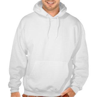 I'm #1 hooded sweatshirts