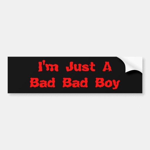 Ok im dating a real bad boy