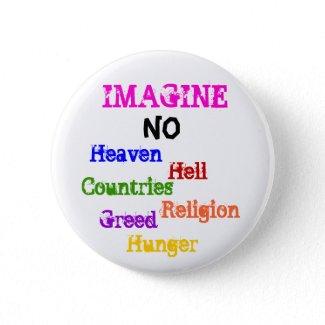 IMAGINE, NO, Heaven, Hell, Countries, Religion, john lennon quotes