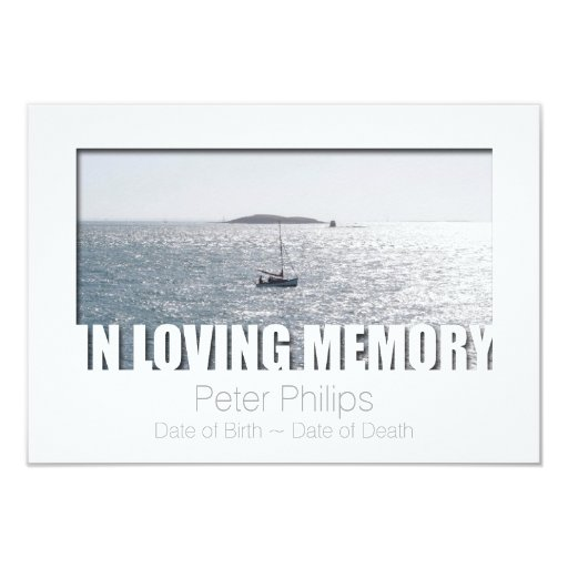 In loving memory template 4 celebration of life for In memory cards templates