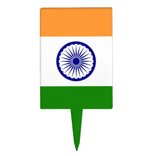 Indian Flag Cake Designs