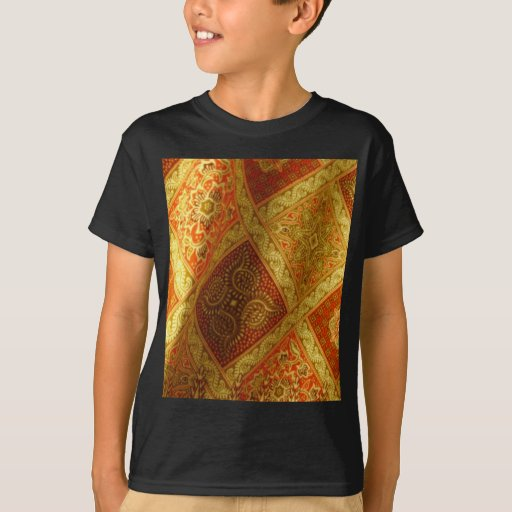 Indonesian Batik T-Shirt