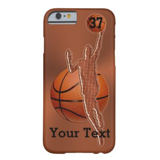 iPhone 6 Basketball Cases Jersey NUMBER and NAME iPhone 6 Case