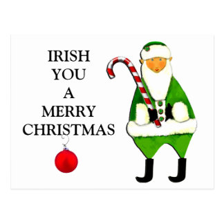 Irish You A Merry Christmas Gifts on Zazzle