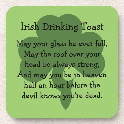 IRISH DRINKING Quotes Like Success