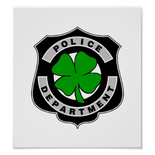 Irish Police: Irish Police Officers Poster