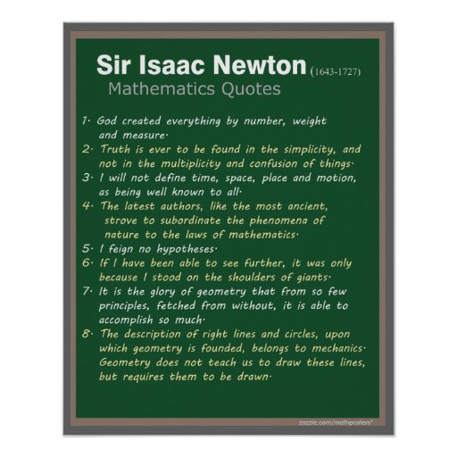 isaac newton quote ldquo all - photo #1