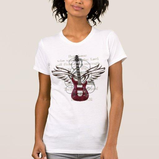 Isaiah 40 31 T Shirt Zazzle