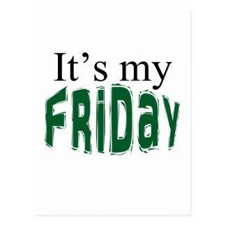 My Friday