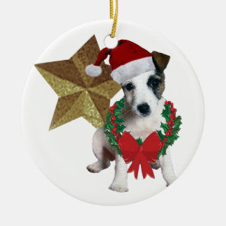 Terriers Jack Russell Christmas Tree Christmas Ornaments ...
