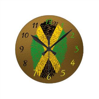Jamaican Wall Clocks Zazzle