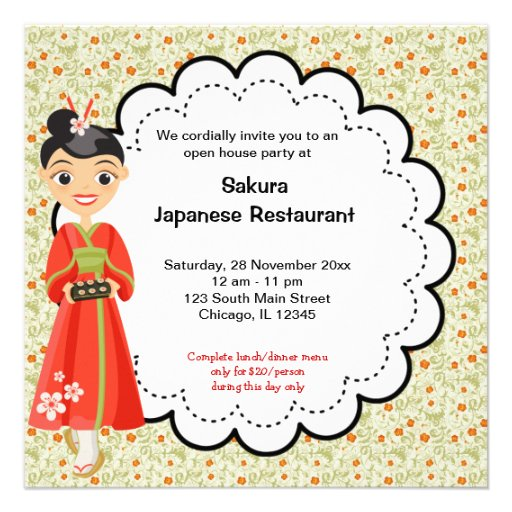 japanese grand opening restaurant 525x525 square paper