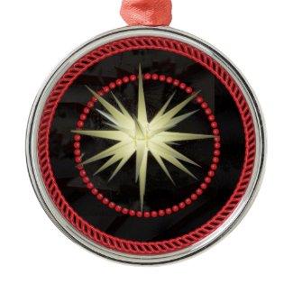 Jesse Star Ornament #1 ornament