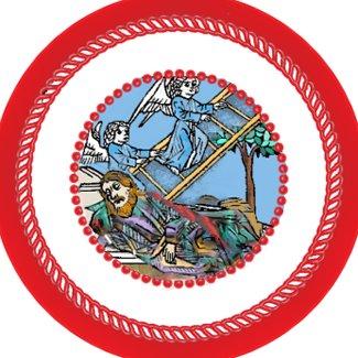 Jesse Tree Jacob's Ladder Ornament #1 ornament