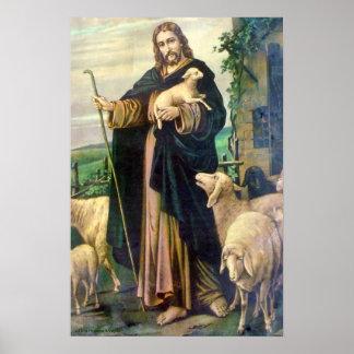 good shepherd posters | zazzle