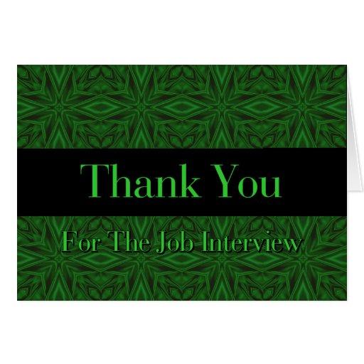 interview thank you cards interview thank you card