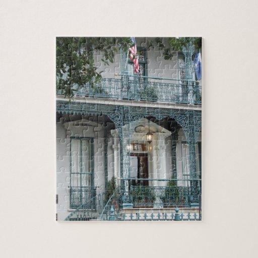 Rutledge Apartments: John Rutledge House Inn, Charleston SC Puzzle