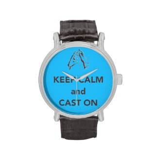 Keep Calm and Cast On