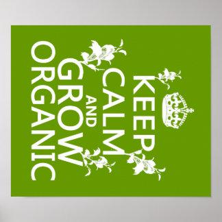 Pics For > Organic Farming Posters