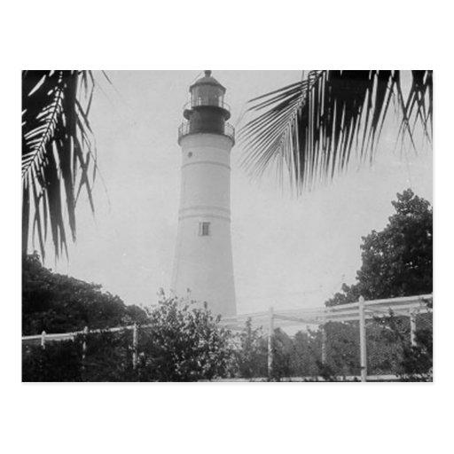 Westlight House: Key West Lighthouse Postcard