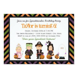 1st Birthday Halloween Theme