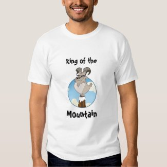 """""""King of the Mountain"""" T-Shirt"""
