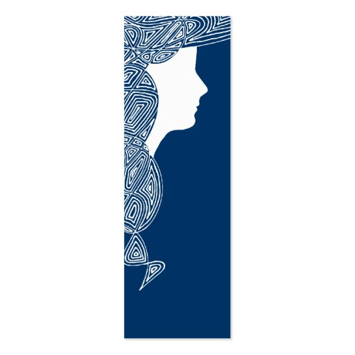double sided bookmark template - lady custom color mini bookmarks double sided mini