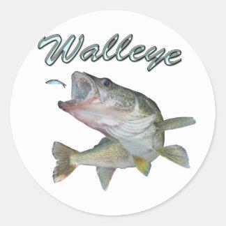 Walleye Stickers | Zazzle