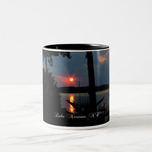 Denver Nc News At Norman: Lake Norman, NC Coffee Mug