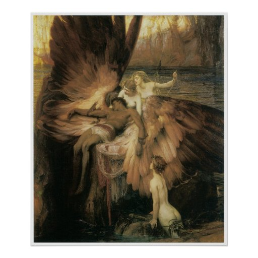 Lament Of An Icarus by Charles Baudelaire: poem analysis