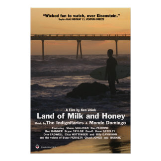 land of milk and honey relationship