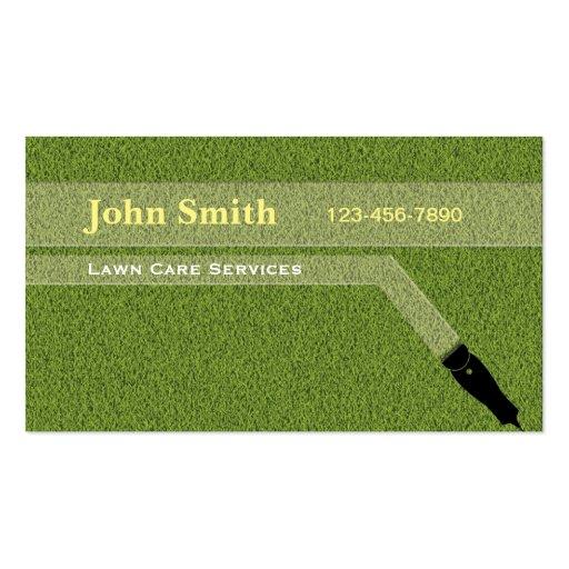 grass cutting business plan template