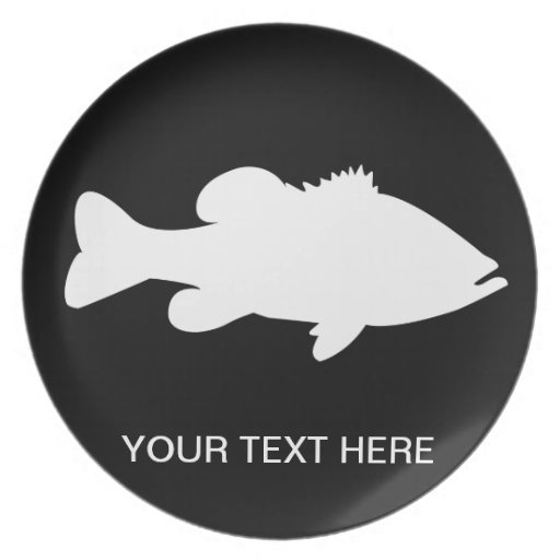 largemouth bass template - photo #9
