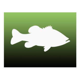 largemouth bass template - photo #3