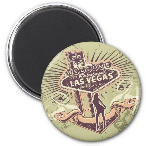 Las Vegas Nevada Tshirts And Gifts Fridge Magnets Zazzle