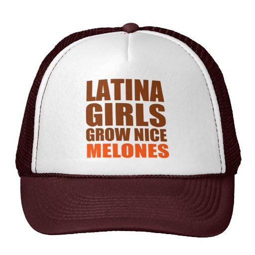 Latinas hat