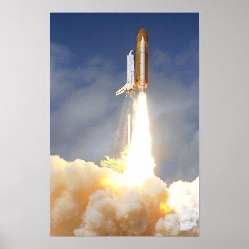 space shuttle atlantis poster - photo #9