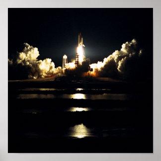 space shuttle atlantis poster - photo #29