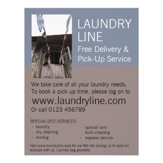 5 public service flyers public service flyer templates for Laundry flyers templates